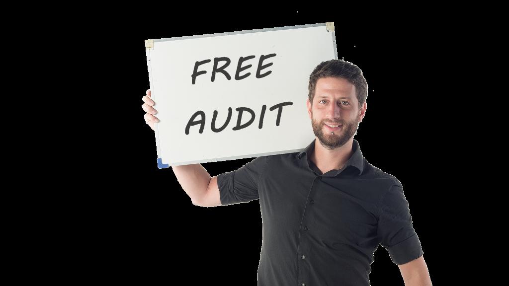 Free Audit AdWords Specialisr
